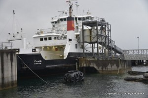 Caledonian Macbryne Ferry